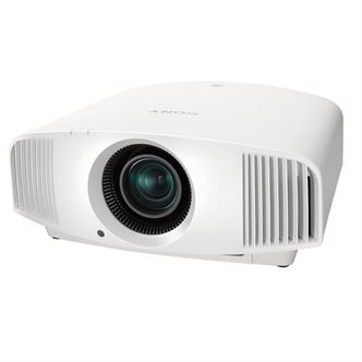 Sony VPL-VW270ES 4K Home Cinema Projector (White) Call for Special Pricing Offer