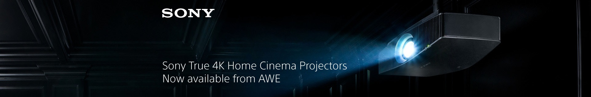 Sony Projectors At AWE
