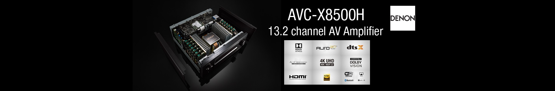 13.2 Channel AVR