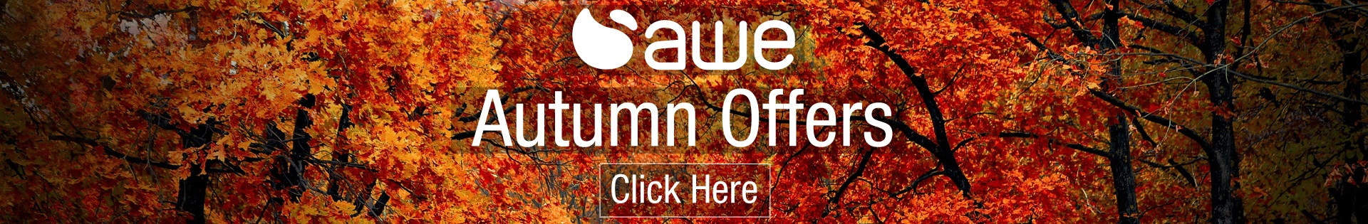 AWE Autumn Offers